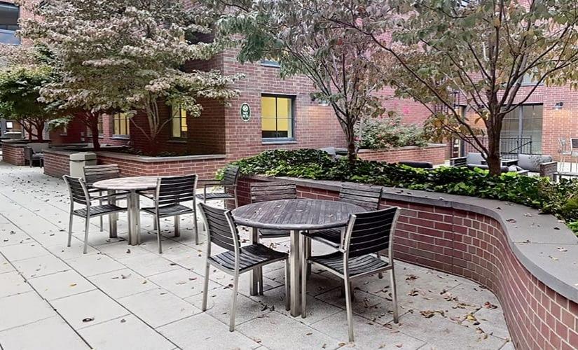 Courtyard Level 2